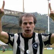 Com dois gols de Túlio Maravilha, Botafogo vence Fluminense na estreia na Copa Brasil de Futebol Master