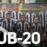 VÍDEO: Botafogo divulga bastidores de vitória sobre o Atlético-MG no Brasileiro Sub-20