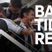 VÍDEO: Botafogo divulga bastidores da vitória sobre o Náutico de virada