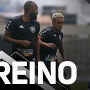 VÍDEO: Botafogo finaliza preparação para enfrentar o CSA em Maceió