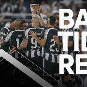 VÍDEO: Botafogo TV divulga os bastidores da vitória sobre o Sampaio Corrêa no Nilton Santos