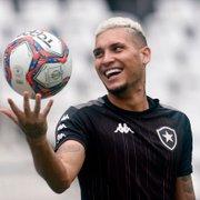 Internacional mantém contato com empresário de Rafael Navarro, do Botafogo; Palmeiras e São Paulo monitoram