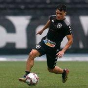 Botafogo atualiza situação de lesionados: Ronald é liberado para jogar, e Pedro Castro treina com grupo