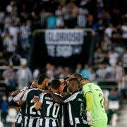 Jogo-chave: Botafogo pode abrir cinco pontos de vantagem no G4 da Série B se vencer o Brusque