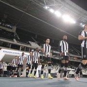 CRB empata, e Botafogo pode terminar rodada com cinco pontos de vantagem no G-4