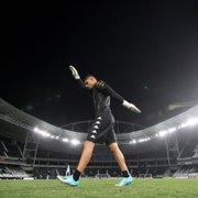Douglas Borges enaltece torcida do Botafogo no Nilton Santos: 'É espetacular'