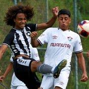 Base: Botafogo leva virada do Fluminense nos acréscimos e perde invencibilidade no Carioca Sub-15