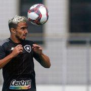 Rafael desfalca Botafogo contra Cruzeiro; Diego Loureiro volta a ser relacionado
