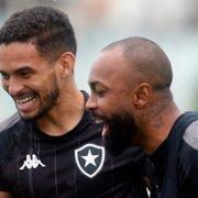 Marco Antônio, Chay e mais: cinco pontos para ficar de olho no Botafogo contra o Cruzeiro