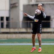 Após cinco reuniões, Internacional intensifica conversas por Rafael Navarro, do Botafogo