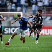 Comentarista valoriza ponto do Botafogo em BH, mas faz ressalva: 'Time foi inoperante ofensivamente'