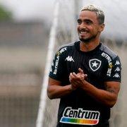 Rafael e Hugo são relacionados no Botafogo, Gatito Fernández não; há dúvidas no time