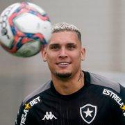 Comentarista desaprova possível ida de Rafael Navarro, do Botafogo, para os EUA: 'Só se for para a NBA'