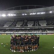 Salário em dia é obrigação, mas jogadores do Botafogo exageram em protesto ao punir quem não é culpado, como a torcida