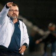 Enderson não quer Botafogo sentado na vantagem no G-4 e exalta apoio da torcida: 'Jogou o tempo todo'