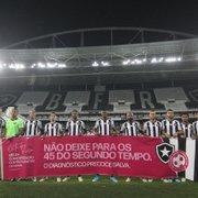 Comentarista: 'Botafogo caminha para conquistar a Série B. Está melhor que o Coritiba'