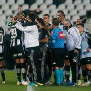 Mansur elogia: 'Botafogo com Enderson tem como grande característica ser seguro'