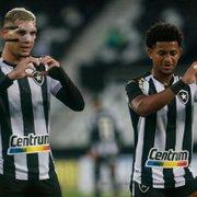 Pitacos: parabéns a Pedrinho, brilhante nos comentários na vitória do Botafogo; torcida e time dão show