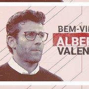 (OFF) Ex-Botafogo, Alberto Valentim é anunciado como novo técnico do Athletico-PR