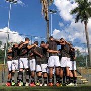 Botafogo escalado para duelo decisivo contra o Atlético-MG pelas quartas do Brasileiro Sub-20; Ênio é banco