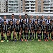 Botafogo goleia Boavista e segue com 100% de aproveitamento no Campeonato Carioca Feminino