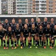 Futebol Feminino: com cinco gols de Karol Lins, Botafogo vence Portuguesa por 10 a 0