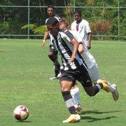 Base: Botafogo perde para o Resende e vai enfrentar o Vasco nas quartas de final do Carioca Sub-17