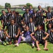 Base: Botafogo vence Vasco fora de casa e segue vice-líder no Carioca Sub-15; sub-17 perde