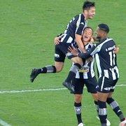 Enderson perdeu a noção do perigo. Mas Botafogo ganhou