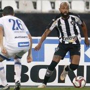 Após derrota para o Avaí, Botafogo tem 67% de chances de acesso na Série B