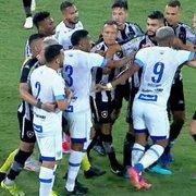 Árbitro de Botafogo x Avaí reflete o pior da Série B