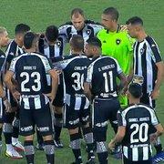 Botafogo sai com ferimentos leves de maratona na Série B