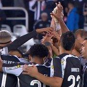 Botafogo emite nota oficial sobre pendências com jogadores e revela ter antecipado premiações