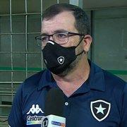 Os bons problemas de Enderson Moreira no Botafogo