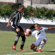 Botafogo vence Vasco nos pênaltis no primeiro clássico do Campeonato Carioca Feminino
