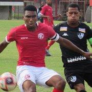 Com reservas, Botafogo empata com o America na estreia na Copa Rio Sub-20/OPG