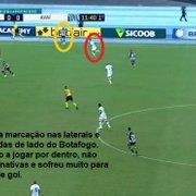 Análise: nervoso e amarrado, Botafogo volta a jogar muito mal em derrota para o Avaí; desempenho preocupa
