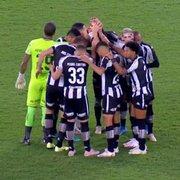 ATUAÇÕES FN: Navarro, Chay e Pedro Castro são os melhores em Botafogo 3 x 0 Brusque