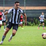 Base: capitão do Botafogo, Kayan projeta clássico contra o Vasco pelo Carioca Sub-17