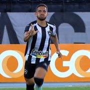 Marco Antônio comemora vitória importante do Botafogo: 'Estamos no caminho certo'