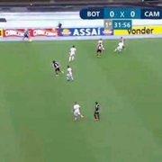 Até no sub-20? Botafogo é prejudicado pela arbitragem contra Atlético-MG; Matheus Nascimento ironiza