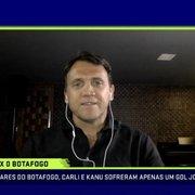 Petkovic corneta escolha de Fábio como melhor do jogo e Botafogo: 'Pareceu que estava lá embaixo e Cruzeiro era vice-líder'