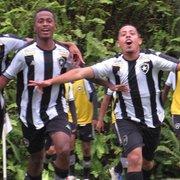 Lucas Barreto brilha, Botafogo vence America nos pênaltis e avança na Copa Rio Sub-20/OPG