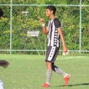 Base: Botafogo vence Resende, fica em segundo e vai enfrentar o Boavista nas quartas do Carioca Sub-15