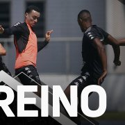 VÍDEO: com Gatito Fernández em campo, Botafogo divulga imagens de treino