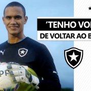 Renan revela sondagem do Botafogo, tem vontade de voltar e relembra disputa de pênaltis 'maluca' contra o Fluminense: 'Alegria absurda' 😆