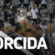 Hora de apoio: Botafogo divulga vídeo da torcida em convocação para sexta