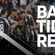 VÍDEO: Botafogo TV divulga bastidores da vitória sobre o CRB no Nilton Santos