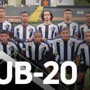 VÍDEO: Botafogo TV divulga bastidores do empate com o Corinthians pelo Brasileiro Sub-20