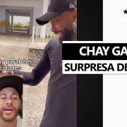 VÍDEO: Chay, do Botafogo, ganha surpresa de aniversário de Neymar 🥳🔥